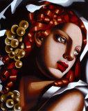 L'Eclat Poster von Tamara de Lempicka