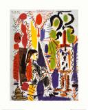 Pablo Picasso - L'Atelier a Cannes - Reprodüksiyon