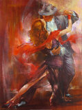 Pedro Alvarez - Arjantin Tangosu II - Art Print