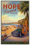 Hope Ranch Poster von Kerne Erickson