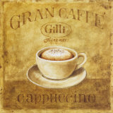 Cappuccino Konst av Herve Libaud