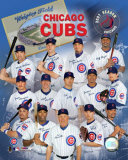 2007 Chicago Cubs Team Photo
