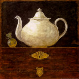 Tea Pot Prints by Eric Barjot