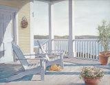 Shades of Summer I Poster by Bob DeSantis
