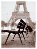 Rendezvous a Paris Prints by Teo Tarras