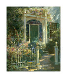 Portsmouth Doorway Art by Abbott Fuller Graves