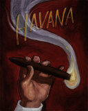 Havana Print by Darrin Hoover