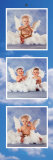 Heavenly Kids Posters by Tom Arma