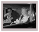 Marilyn Monroe and Arthur Miller Posters