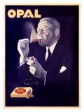 Opal - Giclee Baskı