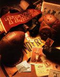 Fotball Poster av Michael Harrison
