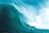 Surfista de olas Psters