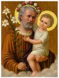 Heilige Joseph Plakaty