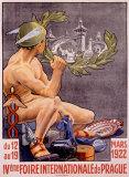 Foire de Prague Giclee Print