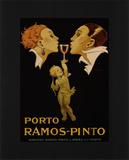 Porto Ramos Pinto Plakat