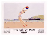 The Isle of Man Giclee Print by Charles Pears