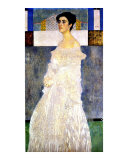 Portrait of Margaret Stonborough-Wittgenstein Lámina giclée por Gustav Klimt