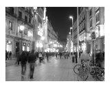 Las Ramblas at Night Photographic Print by Jessica A. Laike