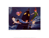 Vole ! (Peter Pan) - ©Disney Posters