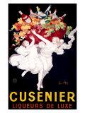 Cusenier Liqueur Giclee Print by Jean D' Ylen