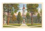 Princeton University, NJ Art Print