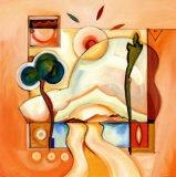 Joie au soleil IV Posters par Alfred Gockel