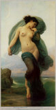 Evening Mood Prints by William Adolphe Bouguereau