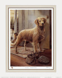 Loyal Companion Prints by Ruane Manning