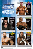 WWE Smackdown Superstars Posters
