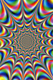 Fractal Illusion Poster