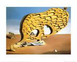 L'Enigma del Desiderio Posters av Salvador Dalí