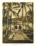 Entry to Villa Prints by David Parks
