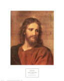 Christ at Thirty-Three Print by Heinrich Hofmann