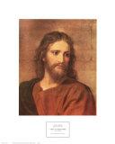 Cristo con treinta y tres años Lámina por Heinrich Hofmann