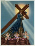 Jesus Nazarenus Posters