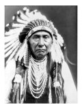 Chief Joseph Giclee Print by Edward S. Curtis