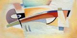 Airborne II Poster av Gockel, Alfred