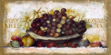 Grapes for Greg Print by G.p. Mepas
