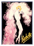 Barbette Giclee Print by Charles Gesmar