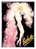 Barbette Giclee Print by Charles Gesmar