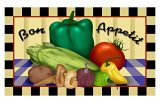 Bon Appetit Giclee Print