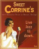 Sweet Corrine's Prints by Poto Leifi