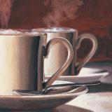 Due Cappuccini Poster par Federico Landi