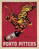 Fauves dans l'arène Porto Affiches par Leonetto Cappiello