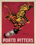 Porto Pitters Prints by Leonetto Cappiello