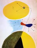 Retrato Láminas por Joan Miró