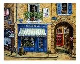 Maison de Vin Giclee Print by Marilyn Bast Dunlap