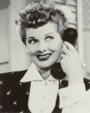 Te quiero,Lucy I Love Lucy Lámina