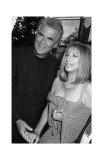 James Brolin and Barbara Streisand Kunst