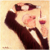 Wine Spectator Prints by Carole Katchen